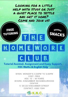 Homeworkclubn