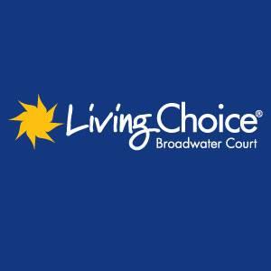 Living Choice Broadwater Court logo