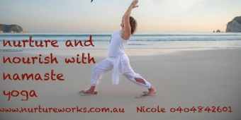 Namaste Yoga at Kincumber